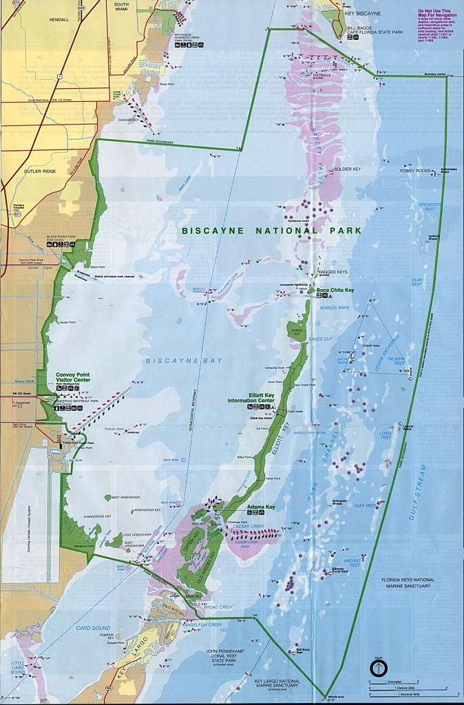 Pinstacy Wagner On The Florida Keys In 2019   Biscayne National - National Parks In Florida Map