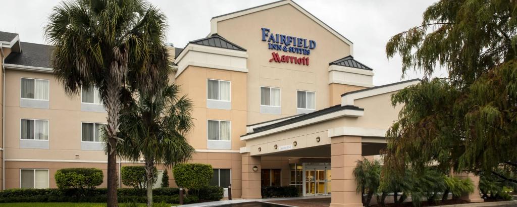 Plant City, Fl Hotel Near I-4 | Fairfield Inn & Suites Lakeland - Lakeland Florida Hotels Map