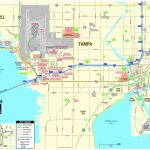 Pocket Map   Map Of Hotels In Tampa Florida