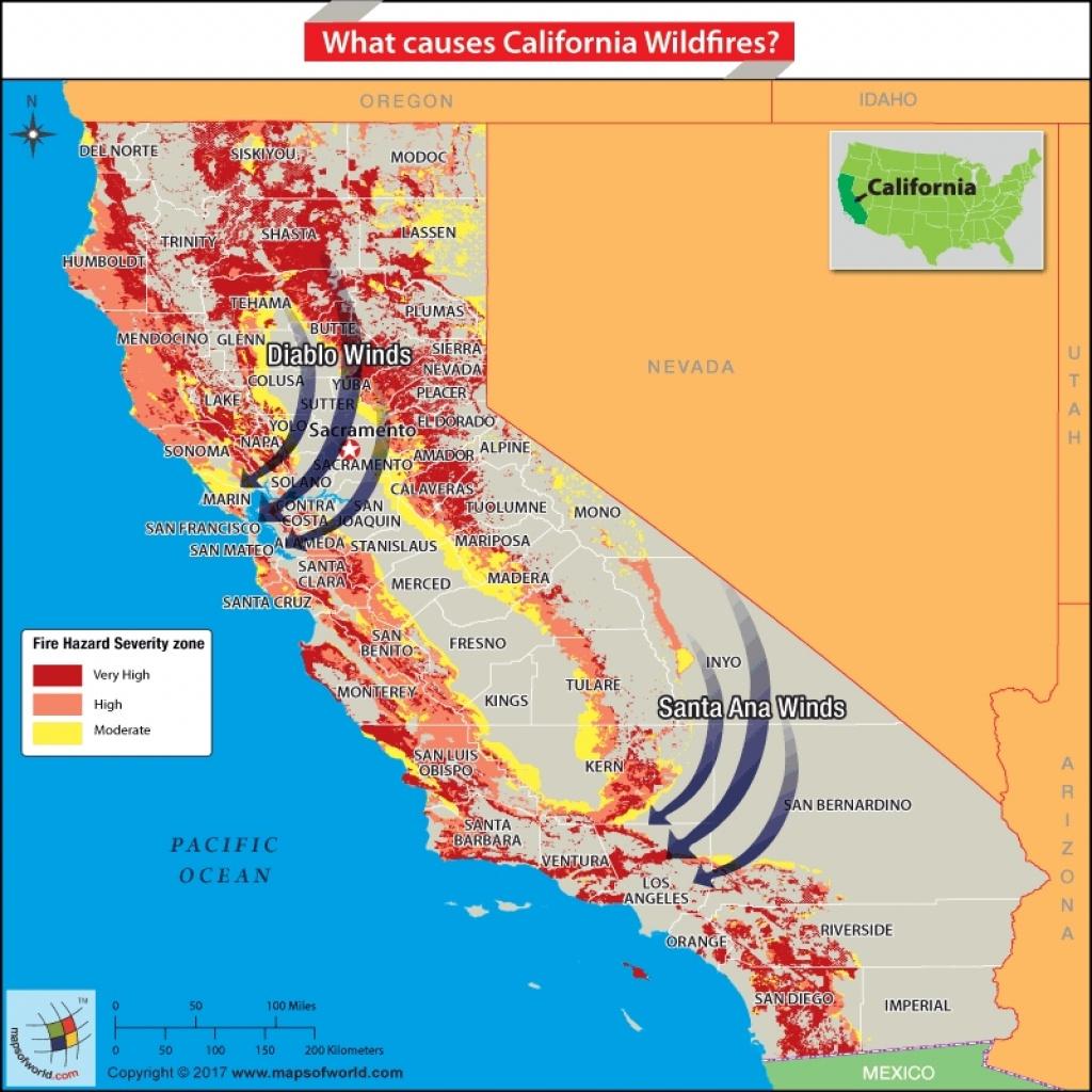 Pol/ - Politically Incorrect » Thread #193410555 - Current Fire Map California