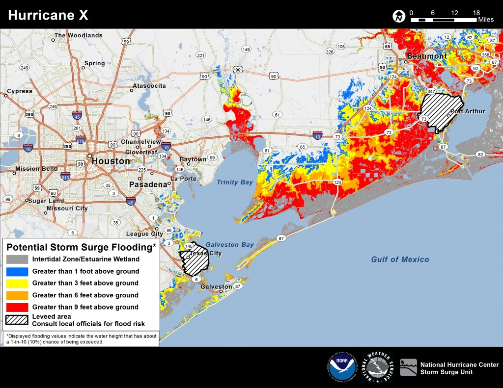 Potential Storm Surge Flooding Map - Fema Flood Maps Brevard County Florida