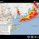 Potential Storm Surge Flooding Map   Naples Florida Flood Map