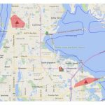 Power Restored To Most After Large Pinellas Outage   Duke Florida Outage Map