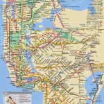 Print Printable New Subway Map High Res Maps Usa   Printable Nyc Subway Map