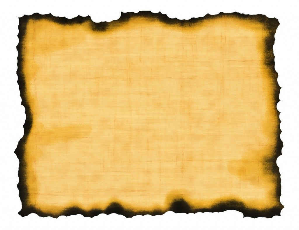 Printable Blank Treasure Maps For Children … | Diy | Treas… - Printable Treasure Map Template