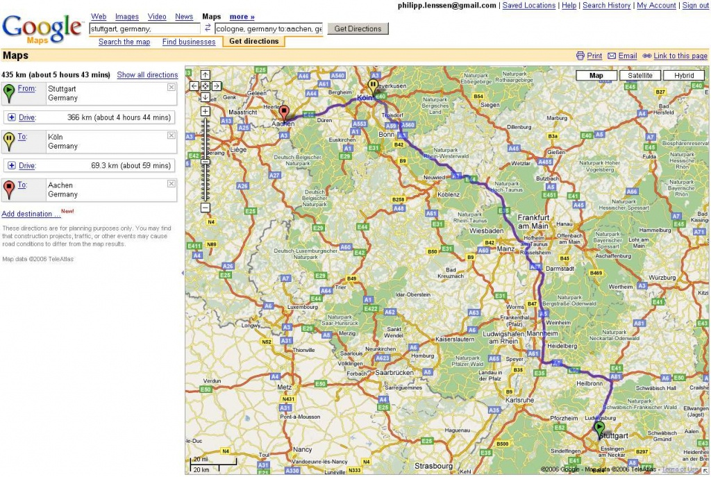 Printable Driving Maps - Capitalsource - Printable Driving Maps