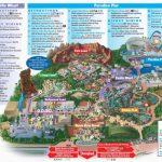 Printable Map Of Disneyland And California Adventure Disneyland   Printable Map Of Disneyland California