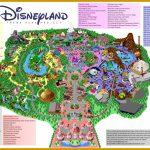 Printable Map Of Disneyland Paris Park Hotels And Surrounding Area Pdf   Disneyland Map 2018 California