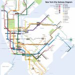Printable New York City Map | New York City Subway Map Page Below   Printable Nyc Subway Map
