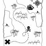Printable Treasure Map Kids Activity   Printable Neverland Map