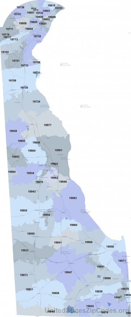 Printable Zip Code Maps - Free Download - Chicago Zip Code Map Printable