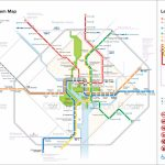 Project: Washington Dc Metro Diagram Redesign – Cameron Booth   Printable Metro Map Of Washington Dc