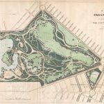Prospect Park Map   Prospect Park Map Printable