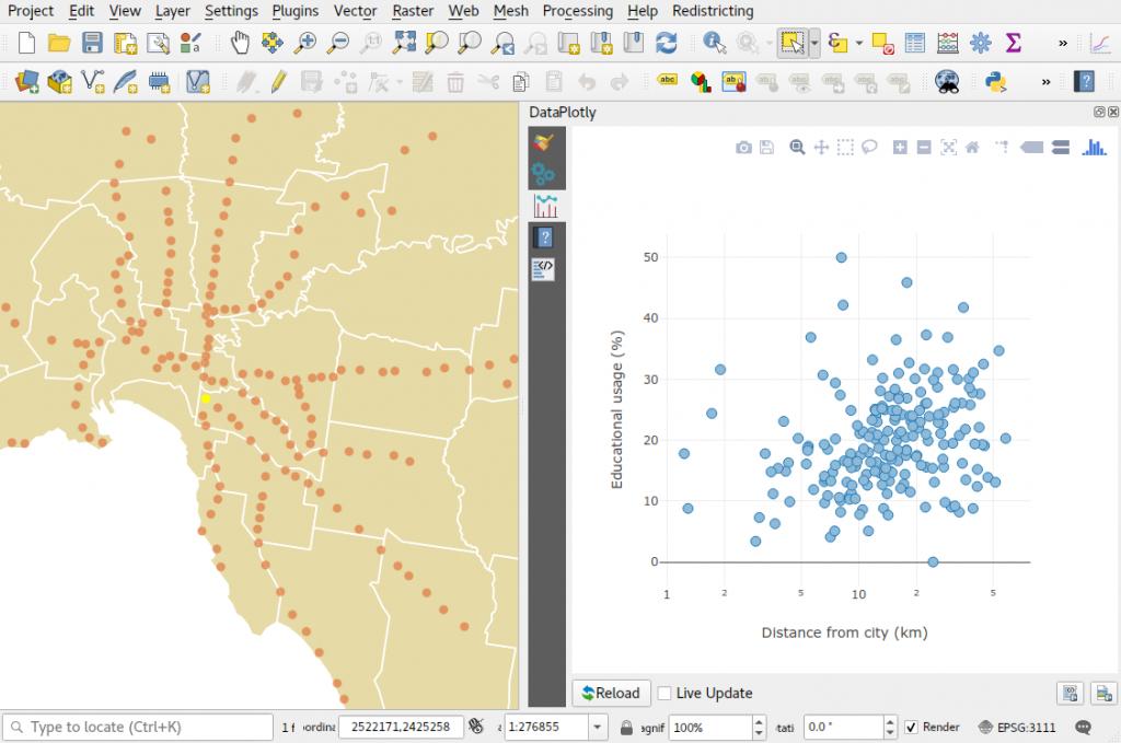 Qgis Print Layouts Graphs And Charts – An Illustrated Showcase - Plot Map Printable