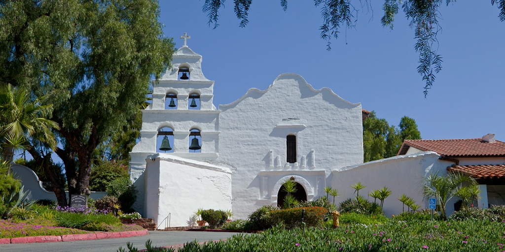 Quick Guide To California's 21 Spanish Missions - California Missions Map For Kids