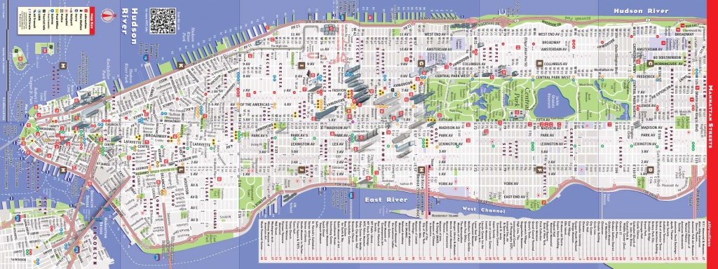 Quick Updated Nyc Maps | World Map Photos And Images - Printable Map Of Manhattan Pdf