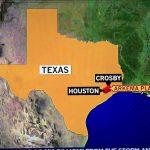 Rachel Maddow Vs. Crosby, Tx Map / Producer   Youtube   Crosby Texas Map