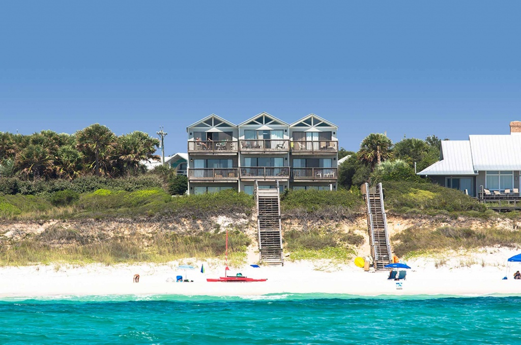 Ramsgate 8 | Seacrest Beach Vacation Rentalsocean Reef Resorts - Sea Crest Florida Map