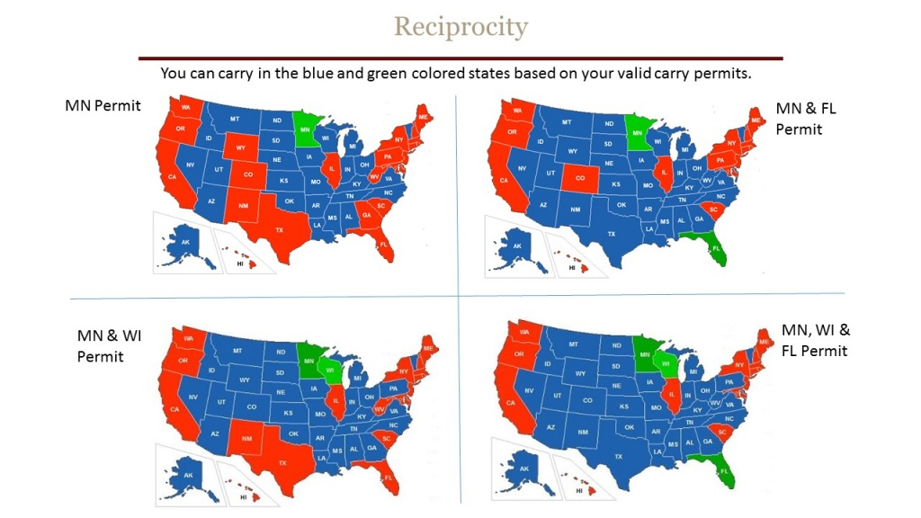 reciprocity chandlers conceal carry florida reciprocity concealed carry map Florida Reciprocity Concealed Carry Map