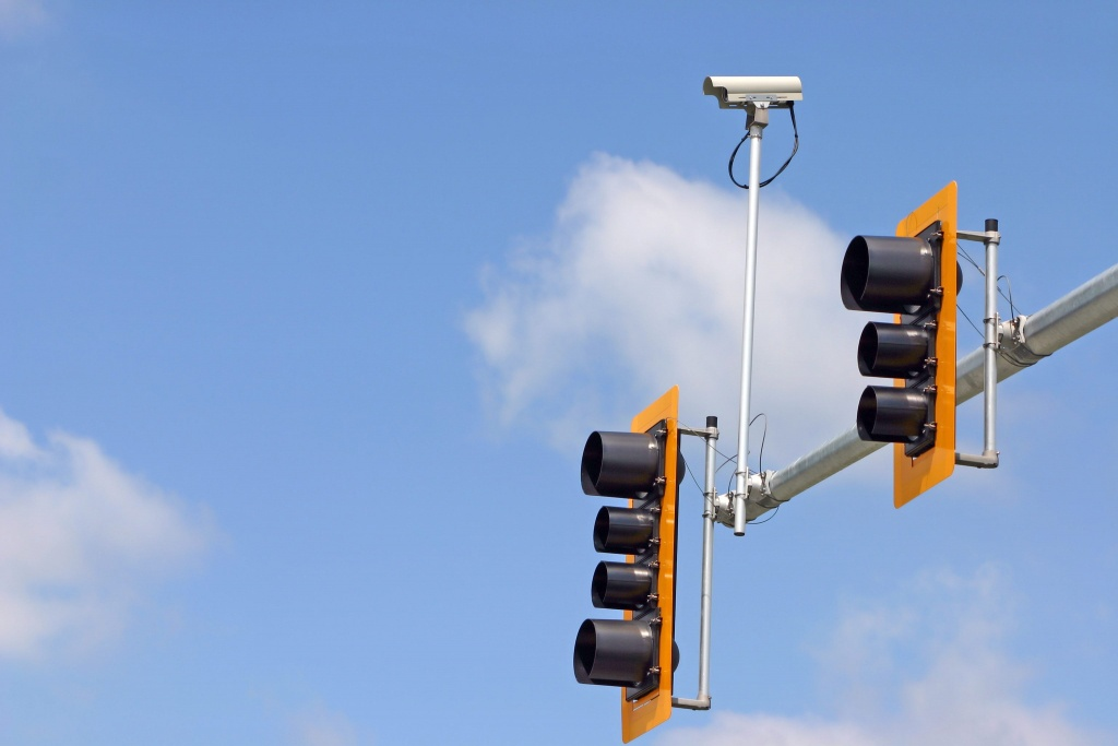 Red Light Camera Ticket Laws California - How To Know If A Red Light - Red Light Camera California Map