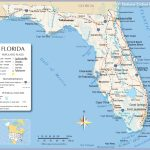 Reference Maps Of Florida, Usa   Nations Online Project   New Smyrna Beach Florida Map