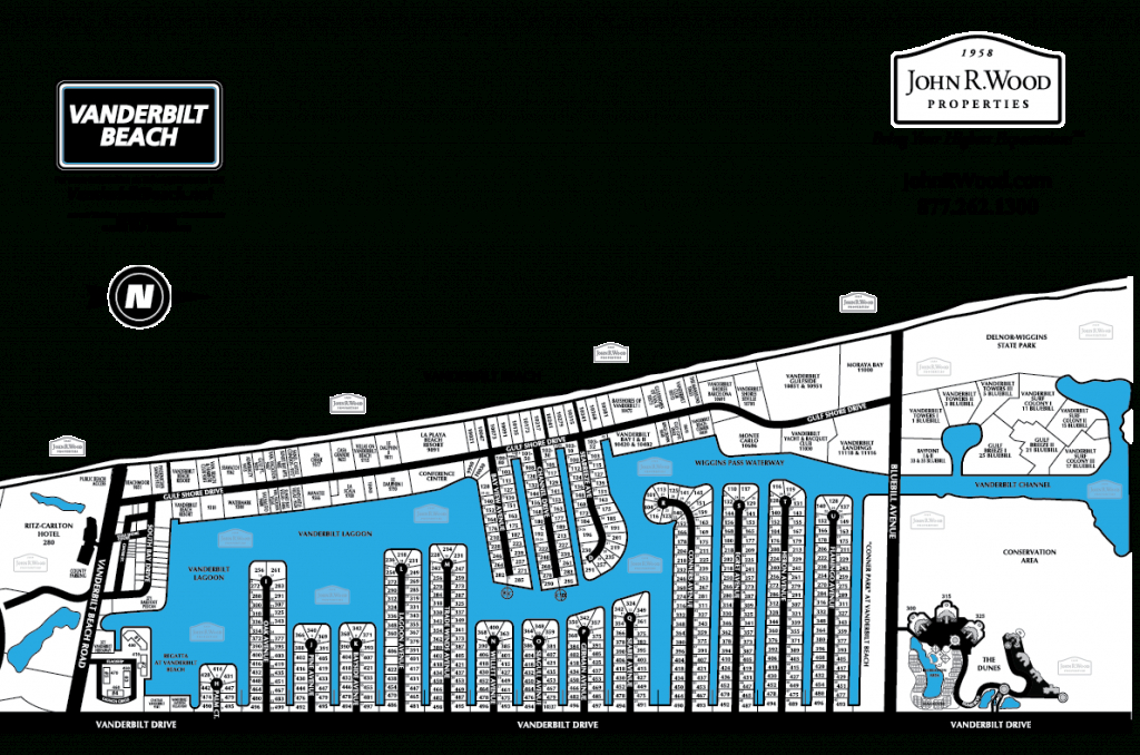 Regatta Vanderbilt Beach Naples Fl – Dustin J. Beard - Vanderbilt Beach Florida Map