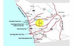 Regional Trails Network   California Coastal Trail Map