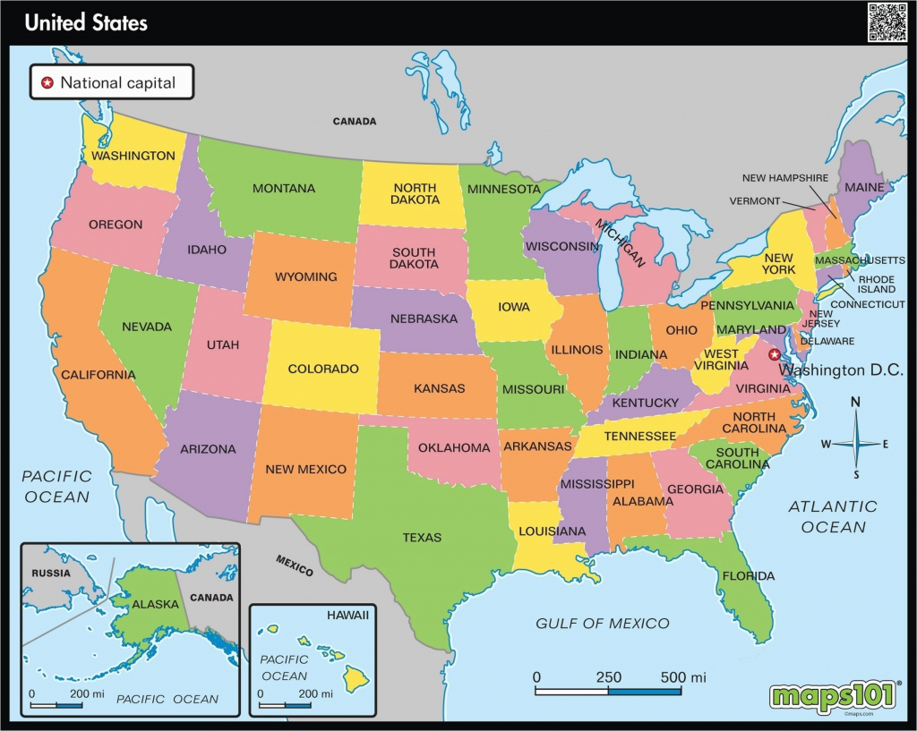 Regions Of United States Map Refrence United States Regions Map In - Map Of The United States By Regions Printable