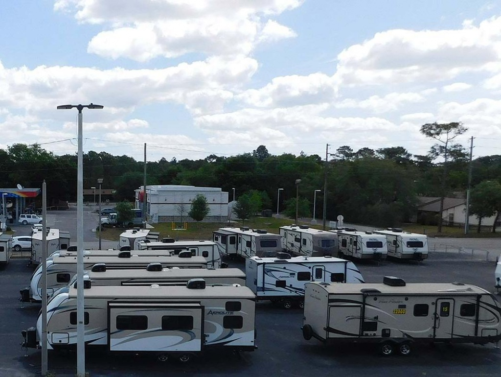 Register Rv Center Is A Rv Dealer Selling New And Used Rvs In - Rv Dealers In Florida Map
