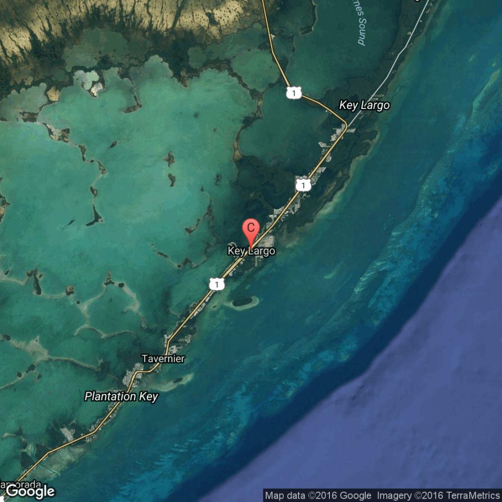 Resorts In Key Largo, Florida | Usa Today - Google Maps Key Largo Florida