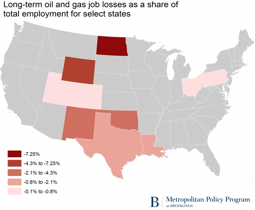 Rigged: Declining U.s. Oil And Gas Rigs Forecast Job Pain - Texas Rig Count Map