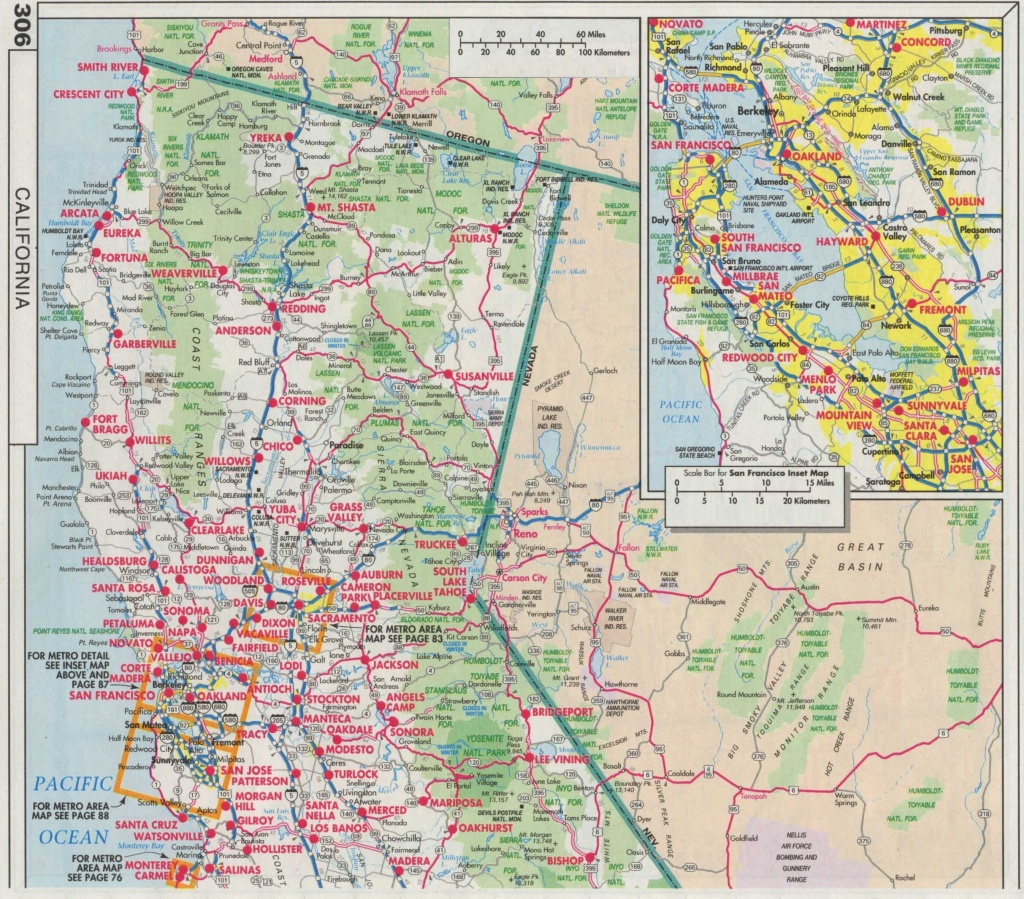 Road Map Of Southern Oregon And Northern California Fresh Index Of - Road Map Of Southern Oregon And Northern California