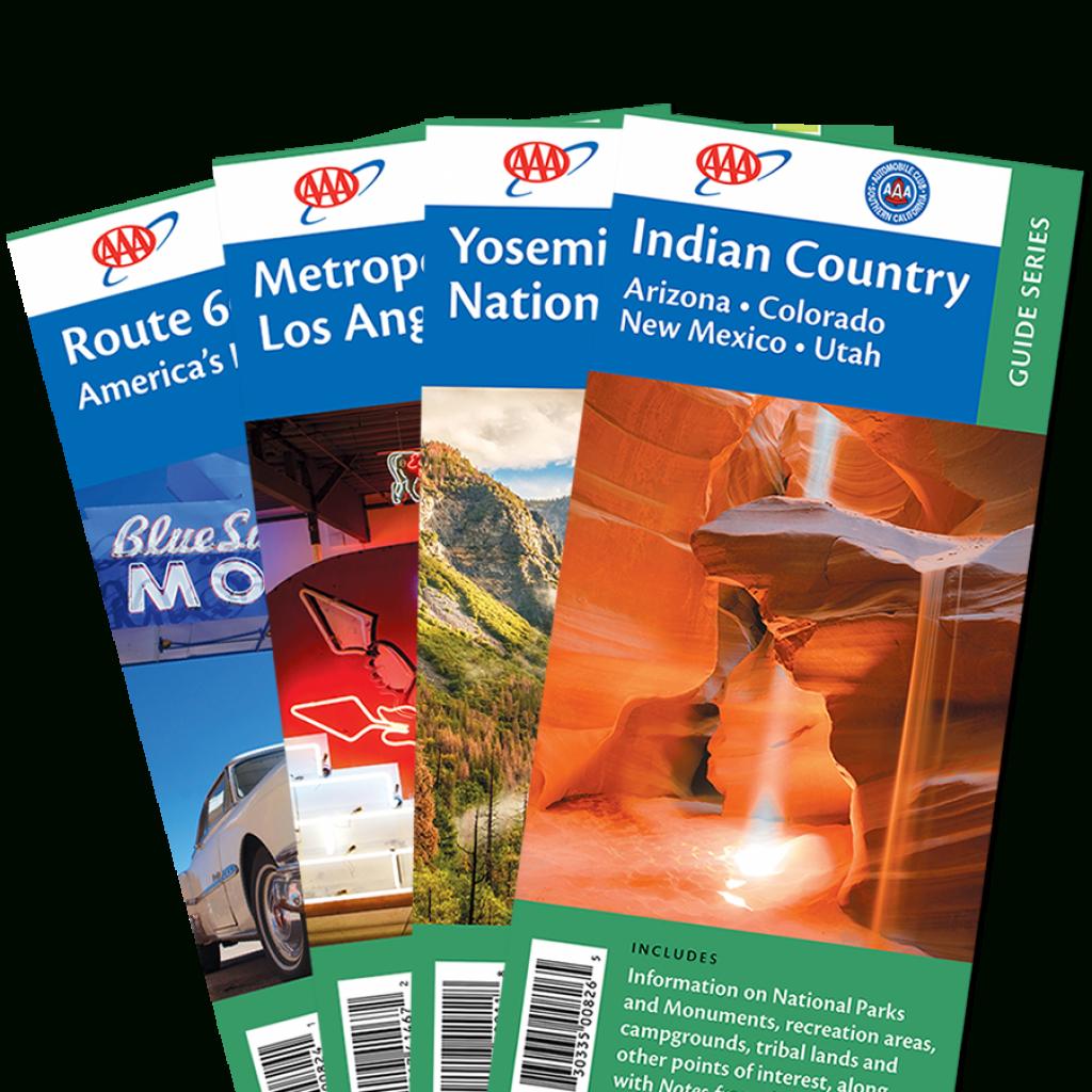 Road Trip Planning & Triptik® Travel Planner - Aaa California Map