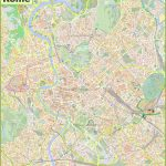 Rome Maps | Italy | Maps Of Rome (Roma)   Street Map Rome City Centre Printable