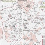 Rome Maps – Top Tourist Attractions – Free, Printable City Street Map – Rome Sightseeing Map Printable