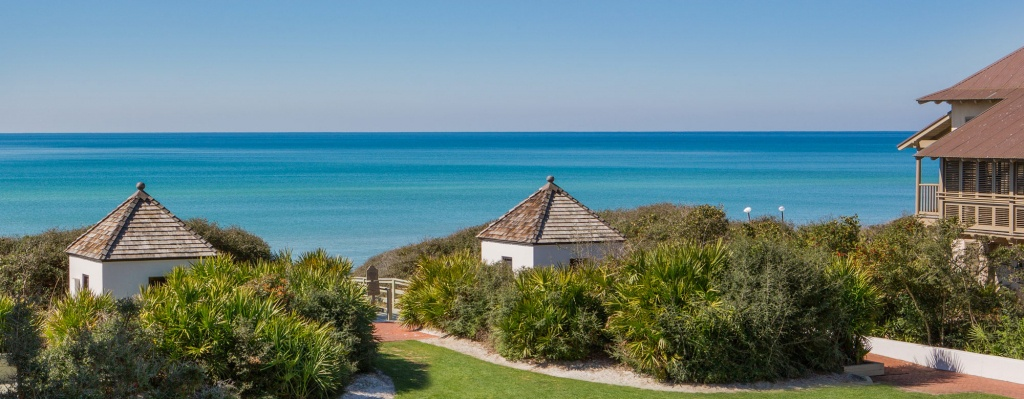 Rosemary Beach®   Luxury Beach Vacations - Rosemary Beach Florida Map