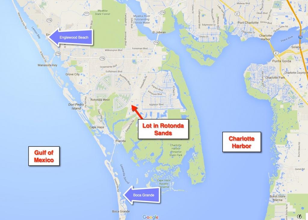 Rotonda West Florida Map   Fysiotherapieamstelstreek - Rotonda Florida Map
