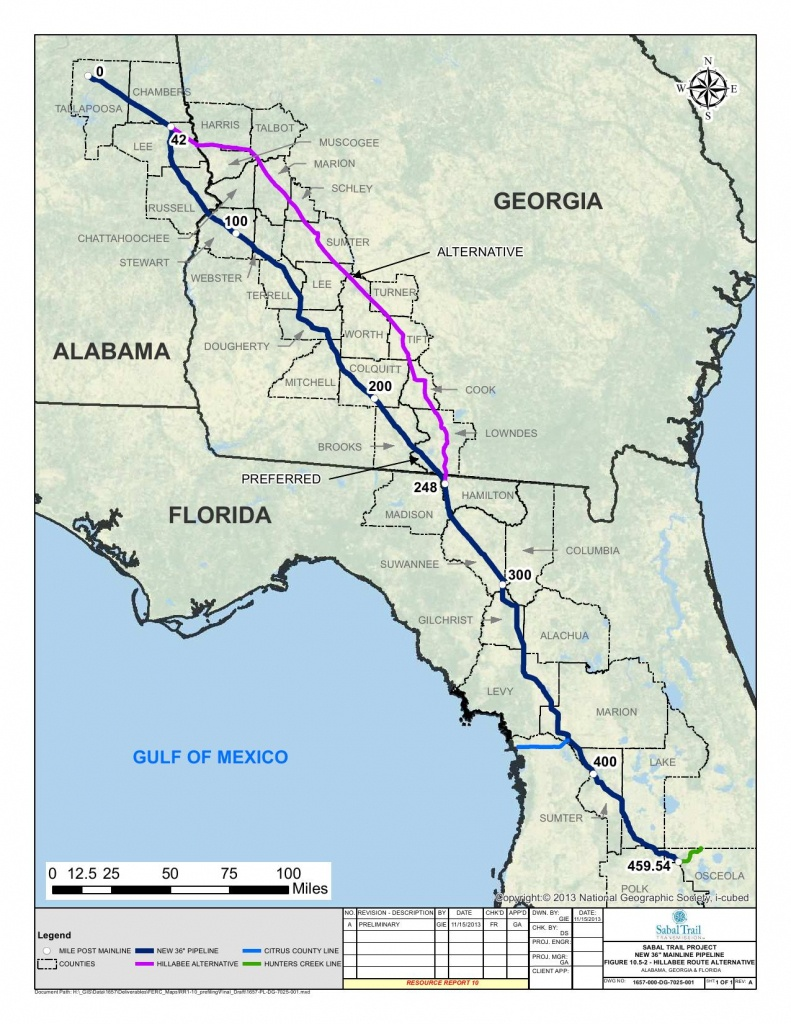 Russell County | Spectrabusters - Florida Natural Gas Pipeline Map