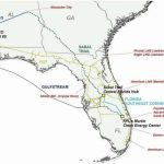 Sabal Trail Opponents Say Pipeline Is Part Of Florida's 'overbuilt   Florida Natural Gas Map