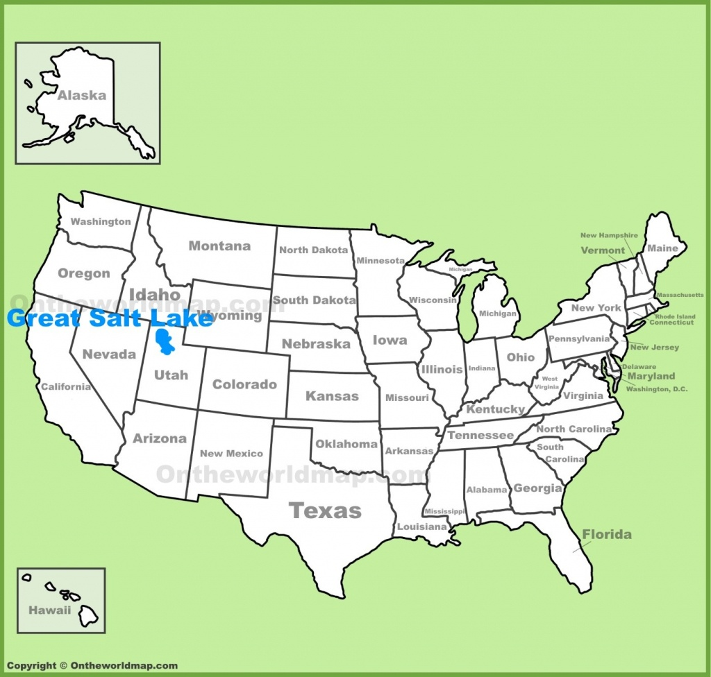 Salt Lake City Map Great Location On The Us   D1Softball - Map Of Lake City Florida And Surrounding Area