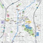 San Antonio Downtown Map   Map Of Downtown San Antonio Texas (Texas   Map Of Downtown San Antonio Texas