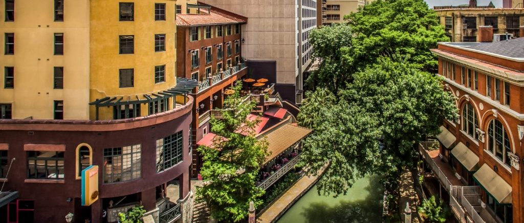 San Antonio Riverwalk Hotels | Hotel Valencia Riverwalk For Boutique - Map Of Hotels Near Riverwalk In San Antonio Texas