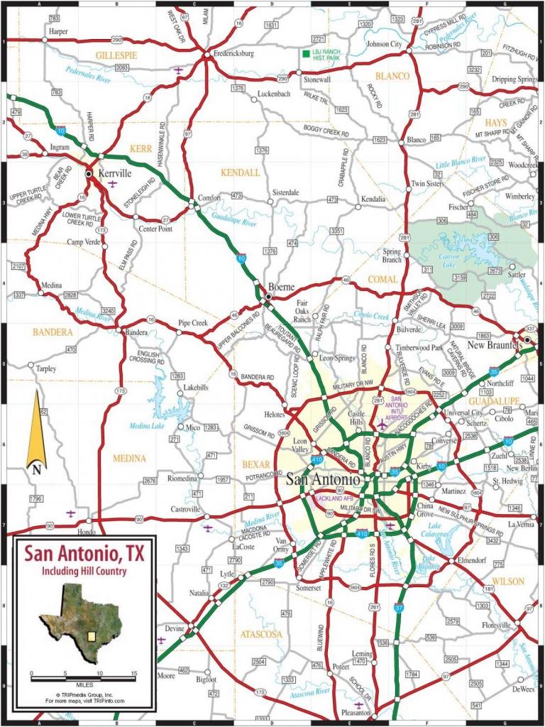 san antonio road map road map of san antonio texas texas usa detailed map of san antonio texas Texasfreeway > San Antonio > Historical Information > Old Road Maps   Detailed Map Of San Antonio Texas