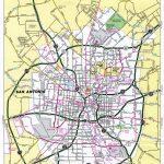 San Antonio Texas Map   Map San Antonio Texas (Texas   Usa)   Detailed Map Of San Antonio Texas