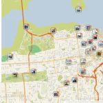 San Francisco Printable Tourist Map | Sygic Travel   Printable Map Of San Francisco