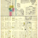Sanborn Fire Insurance Map From Aransas Pass, San Patricio County   Map Of Aransas Pass Texas