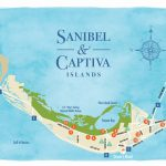 Sanibel Island Beaches And A Beach Map To Guide You   Captiva Florida Map