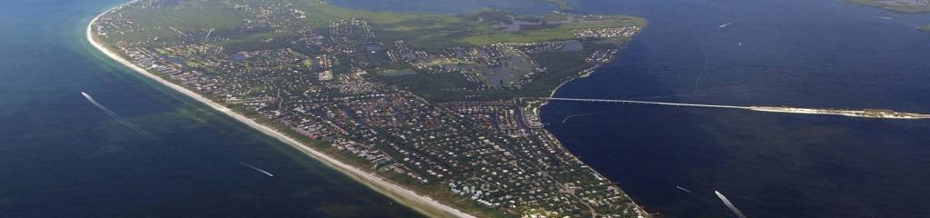 Sanibel Island Directions - Sanibel Island Map - Captiva Island Map - Road Map Of Sanibel Island Florida