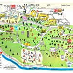 Santa Paula, California Campground | Ventura Ranch Koa   California Rv Camping Map