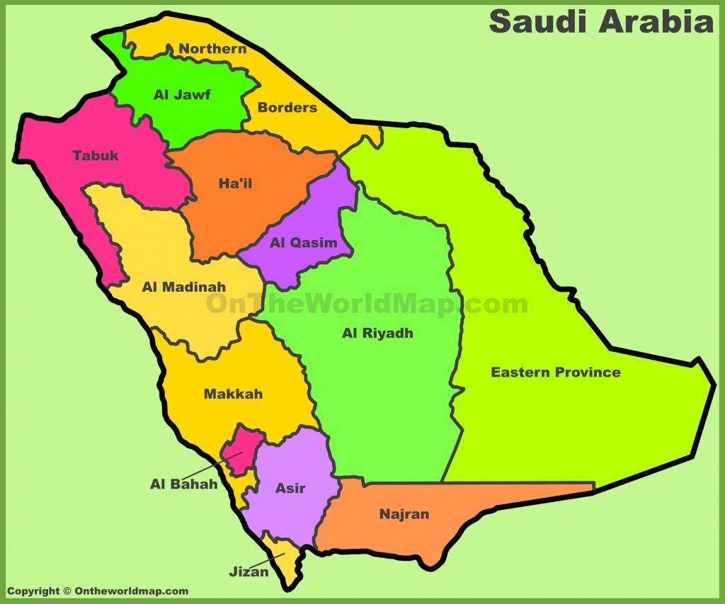 Saudi Arabian Maps | Maps Of Saudi Arabian - Printable Map Of Saudi Arabia
